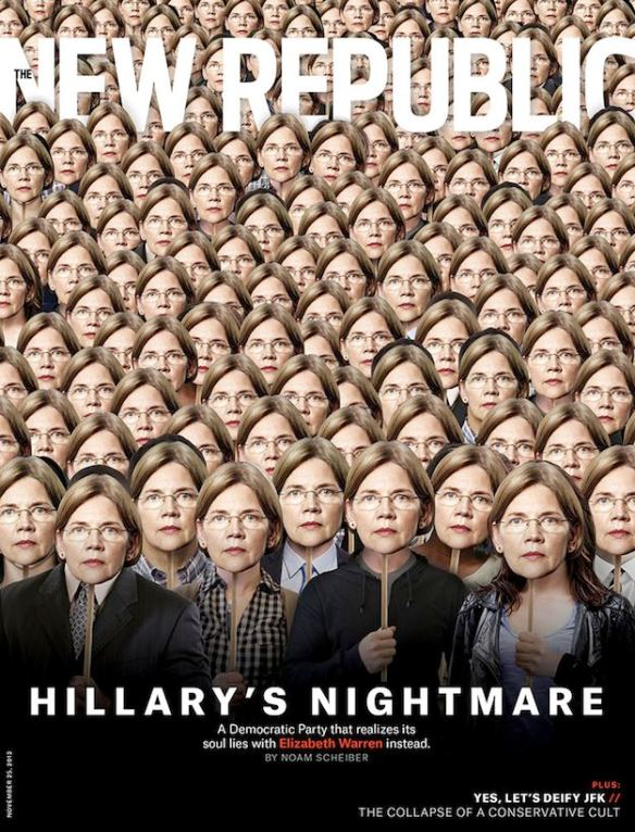 New-Republic-Cover-Elizabeth-Warren-Hillarys-Nightmare