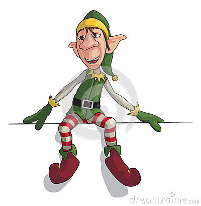 christmas-elf-sitting-edge-26624051