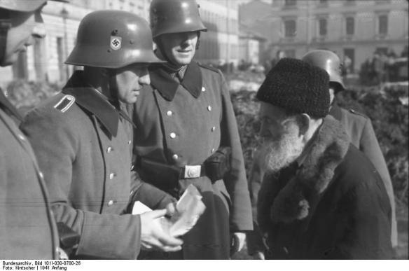 Krakau, Razzia von deutscher Ordnungspolizei